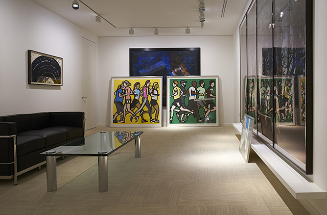 Cristea Gallery, London